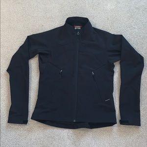 Avia // Black Shell Jacket